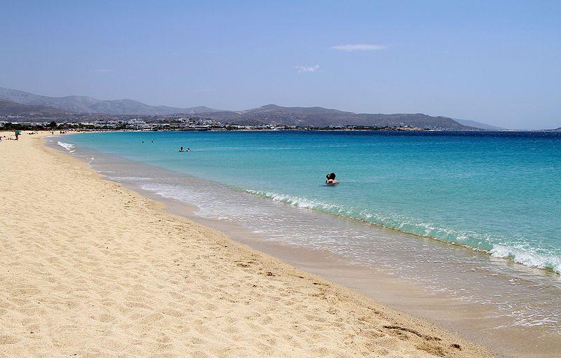 Agios Prokopios Naxos Island