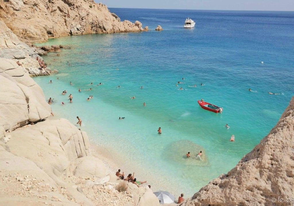 Best Beaches in the Greek Islands Seychelles Beach Ikaria Island