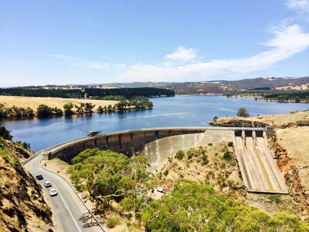 Myponga Reservoir Fleurieu Peninsula SA