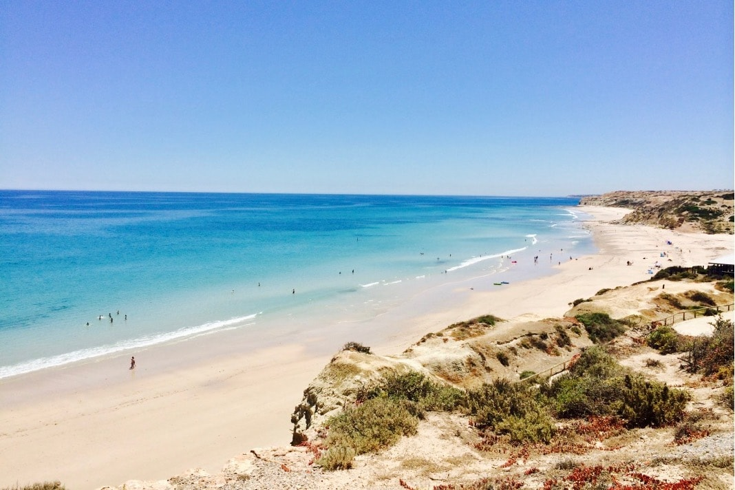 Port Willunga Beach Fleurieu Peninsula SA
