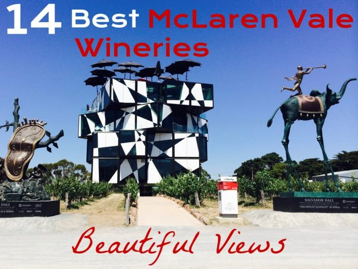 14 Best McLaren Vale Wineries with Beautiful Views