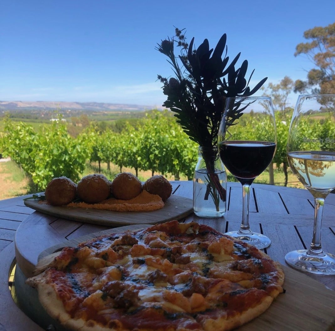 Best-McLaren Vale Wineries for pizza lovers Beach Road Winery