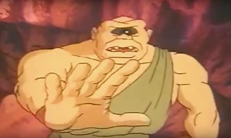 The Odyssey 1987 TV Movie Animation