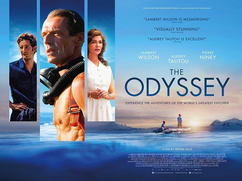 The Odyssey 2016 French Film