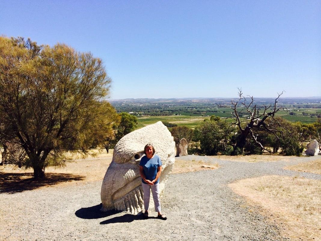 Barossa Sculpture Park Mengler Hill