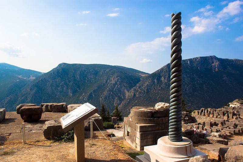 Delphi Tripod