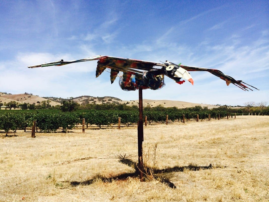 Scarecrow Barossa Valley