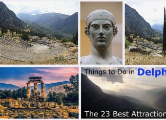 Best Things to do in Delphi Top Attractions