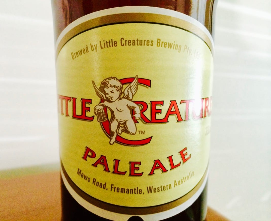 Little Creatures Pale Ale Fremantle Western Australia