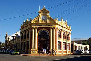 York WA Town Hall