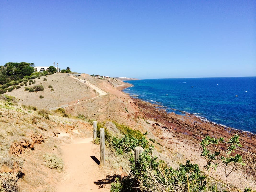 Best Walks in Adelaide Marion Coastal Walk