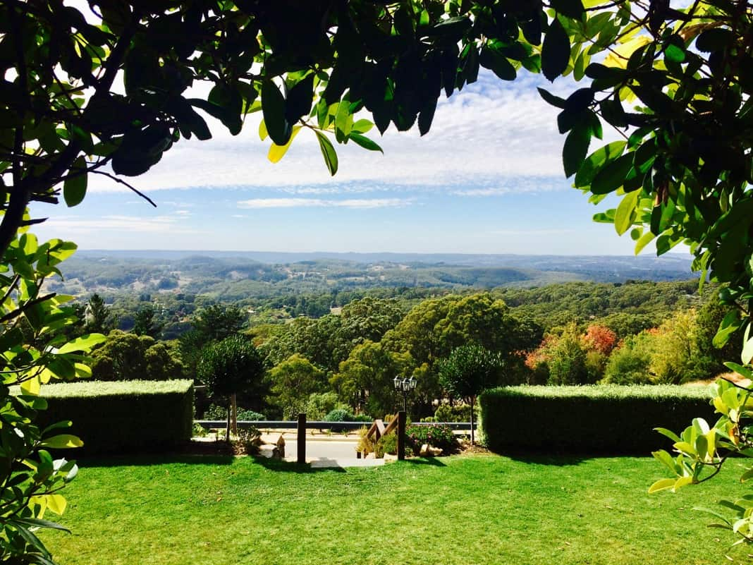 Mount Lofty House Gardens