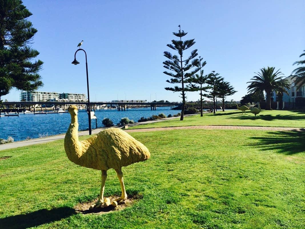 Port Adelaide Art