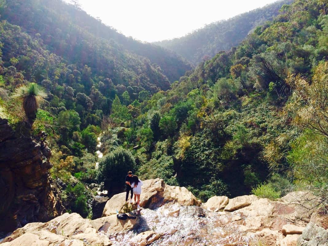 Second Falls Morialta Conservation Park Adelaide