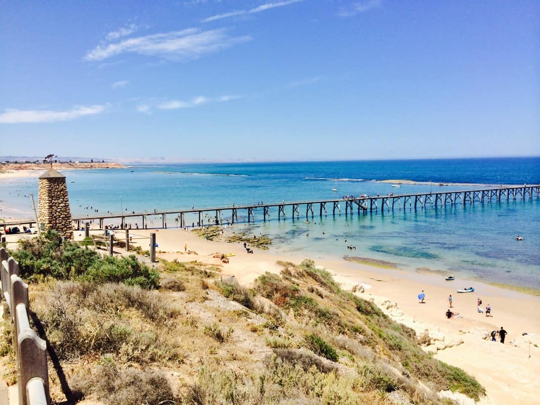 Best Walks in Adelaide Port Noarlunga Jetty