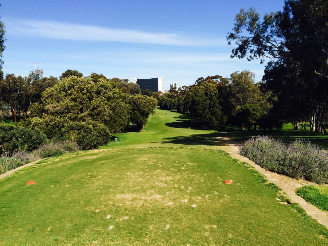 North Adelaide Golf Course