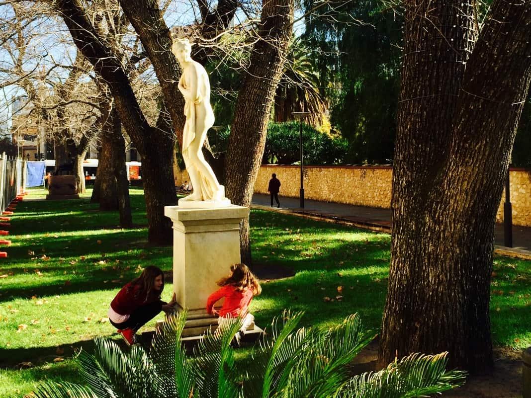 Venus Statue Adelaide