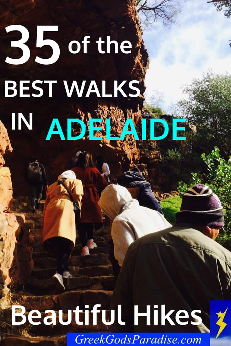 35 of the best walks in Adelaide Beautiful Hikes in Adelaide