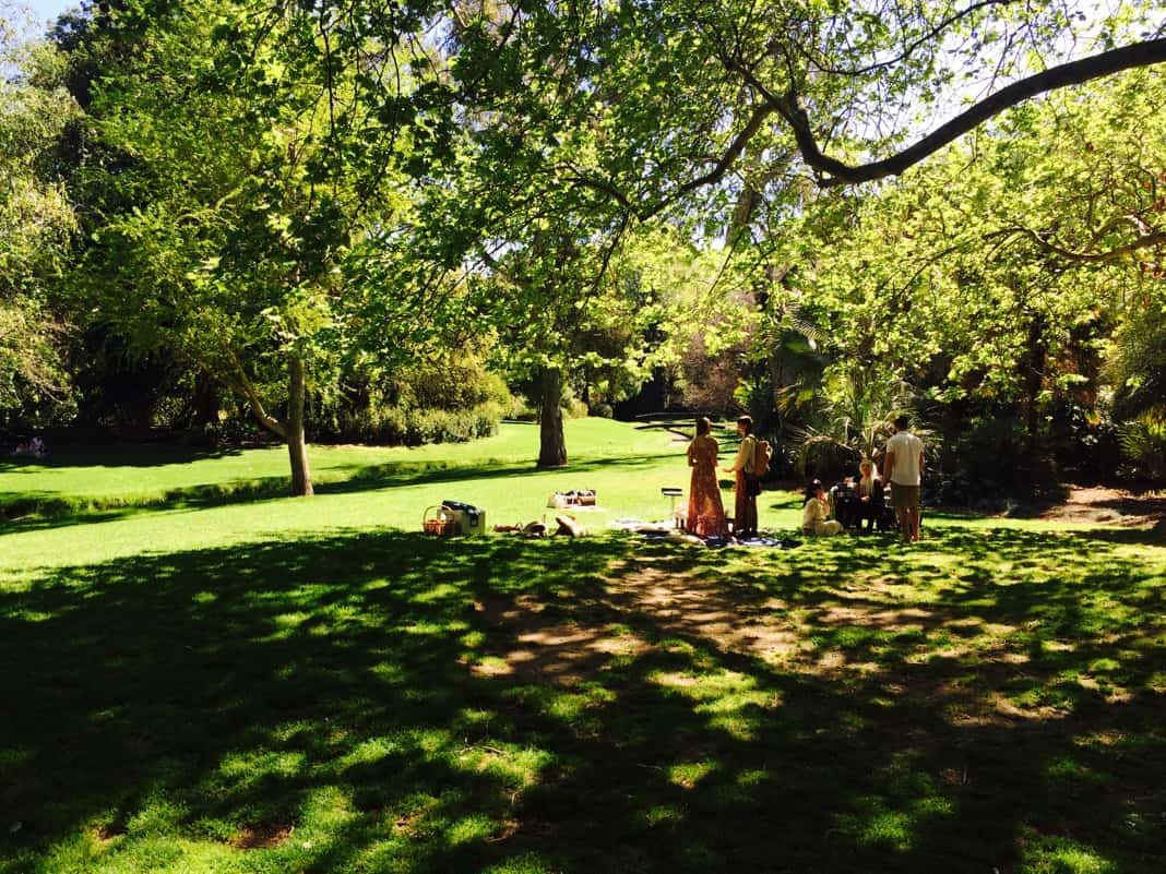 Adelaide Botanic Garden SA
