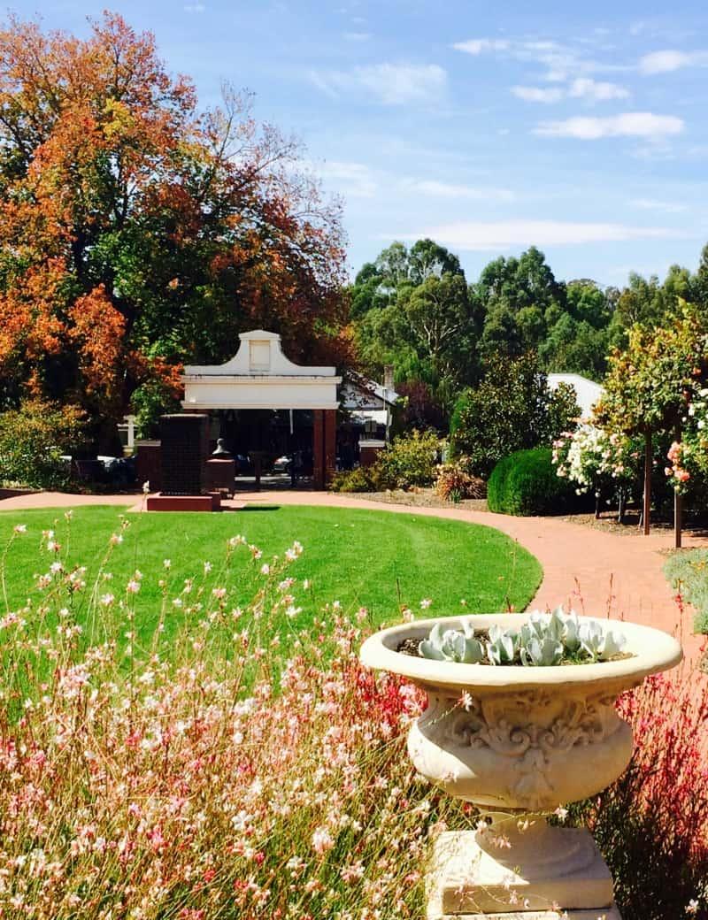 Hahndorf Town Garden South Australia