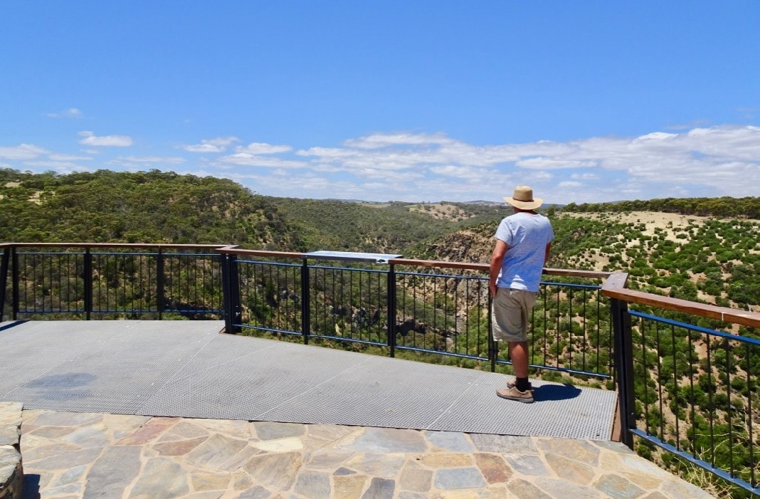 Punchbowl Lookout