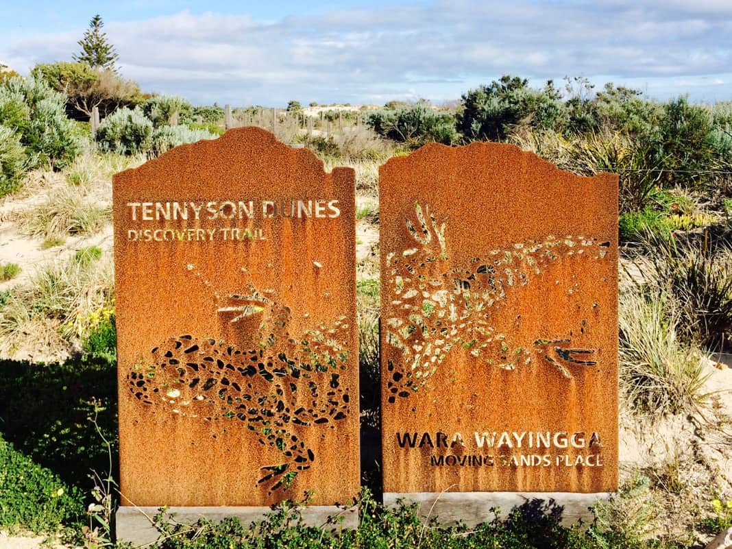 Tennyson Dunes Discovery Trail
