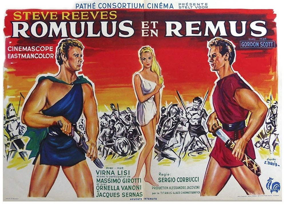 Romulus and Remus 1961 Movie