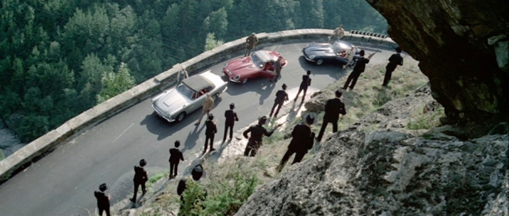 The Italian Job Films set in Italy