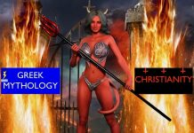 Greek Mythology versus Christianity