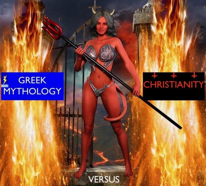 Greek Mythology versus Christianity