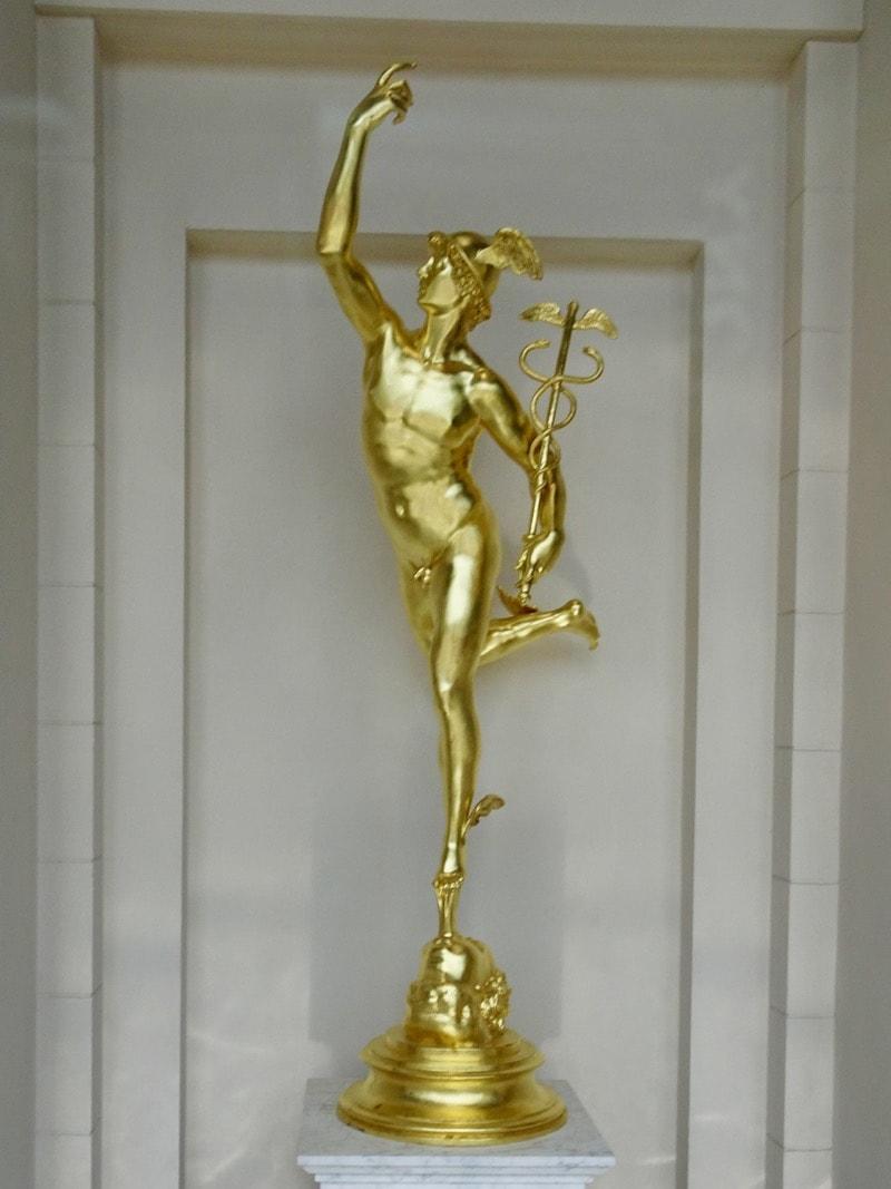 Hermes God of Travel Classic Pose