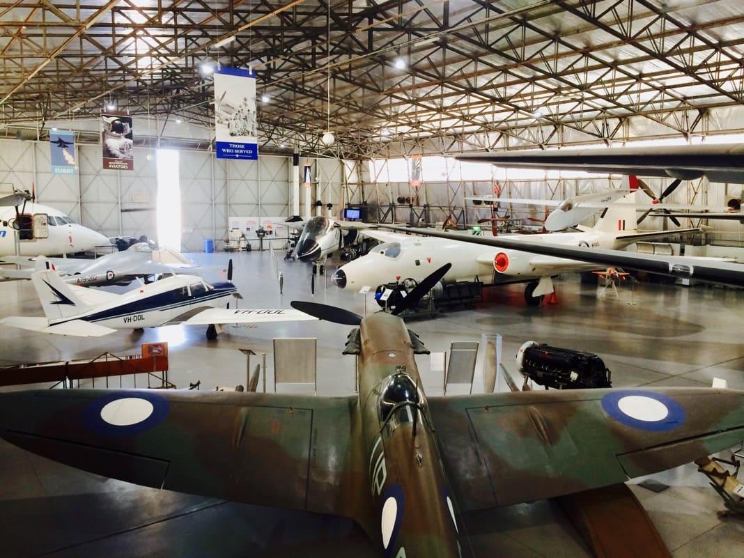 Planes Aviation Museum Port Adelaide