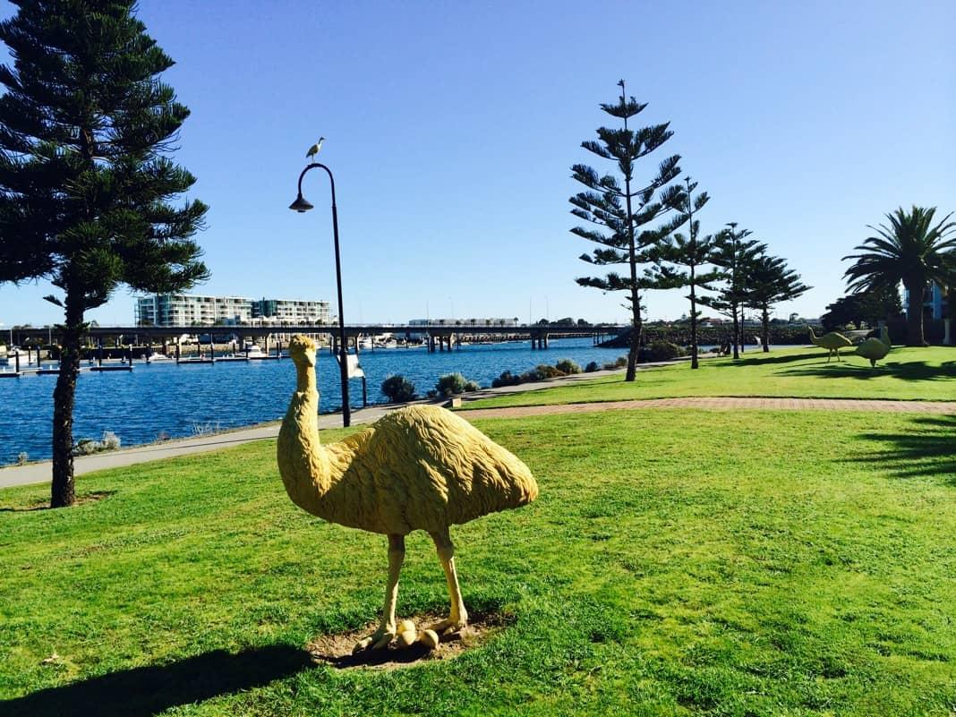 Port Adelaide Emus