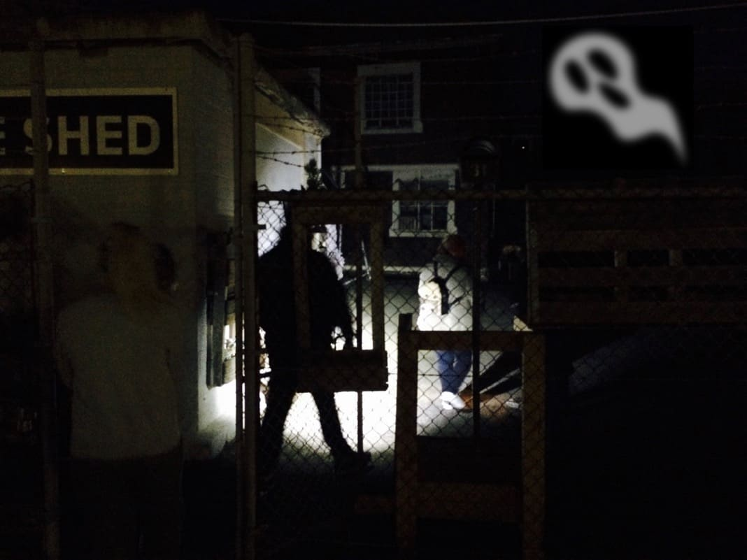 Port Adelaide Ghost Crime Tour Group