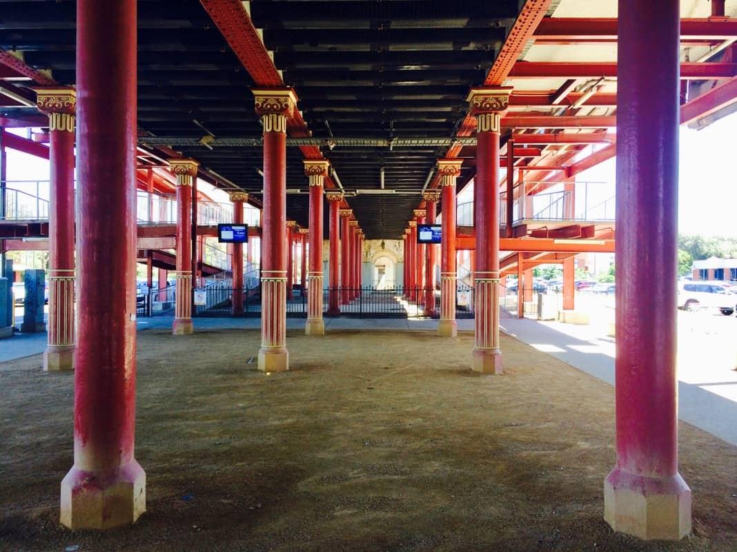 Port Adelaide Railway Station