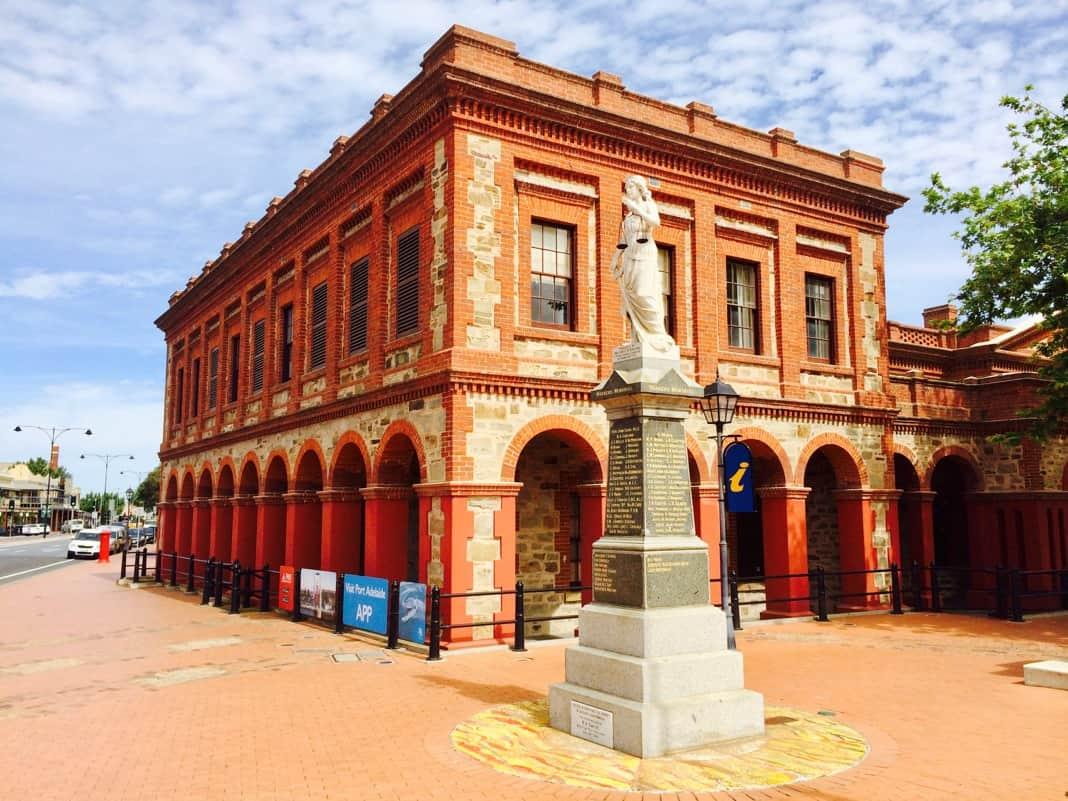 Port Adelaide Visitor Information Centre