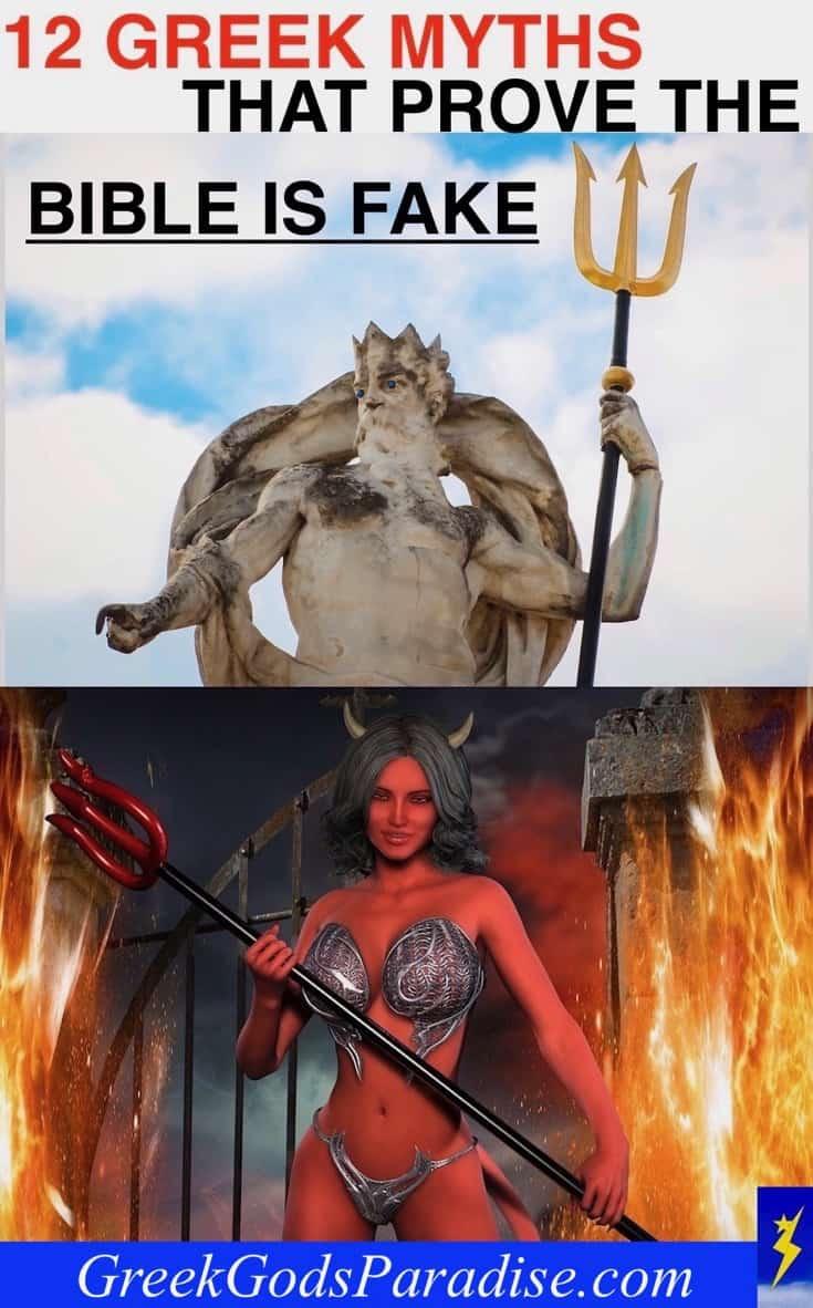 Poseidon and the Devil