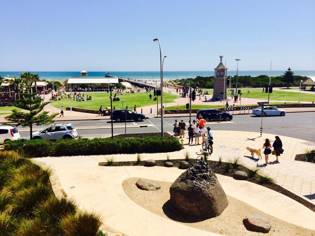 Semaphore Beach Foreshore