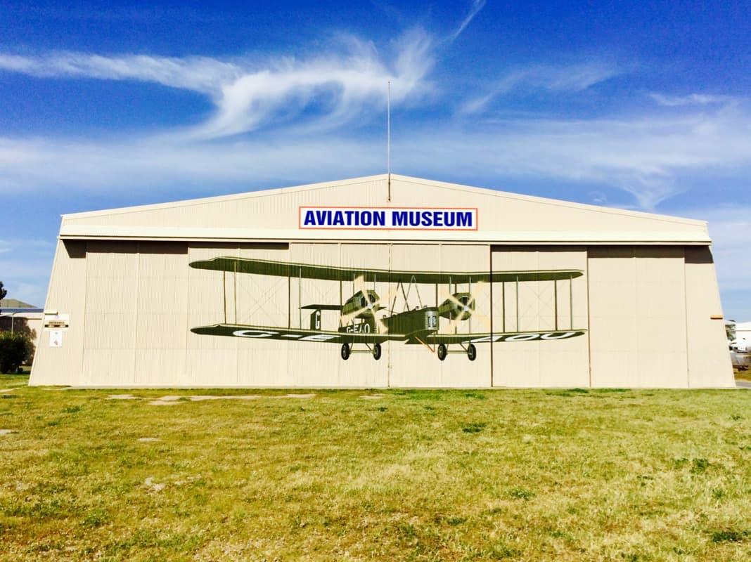 South Australian Aviation Museum Port Adelaide