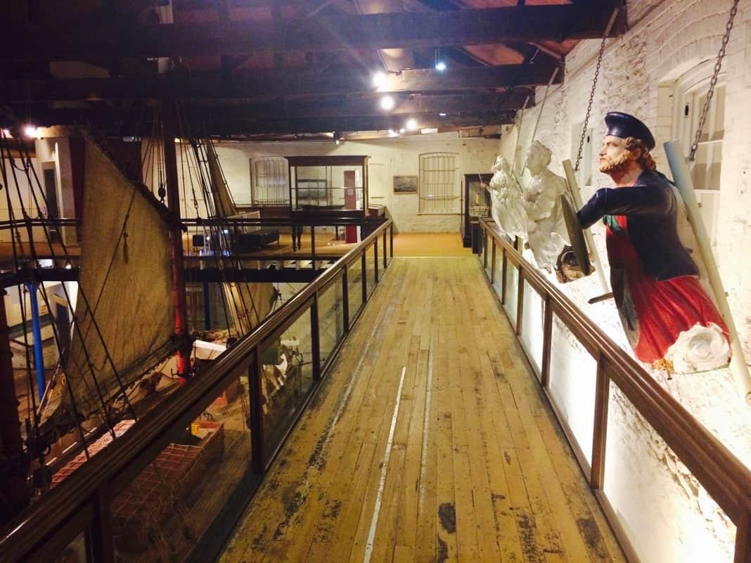 South Australian Maritime Museum Port Adelaide