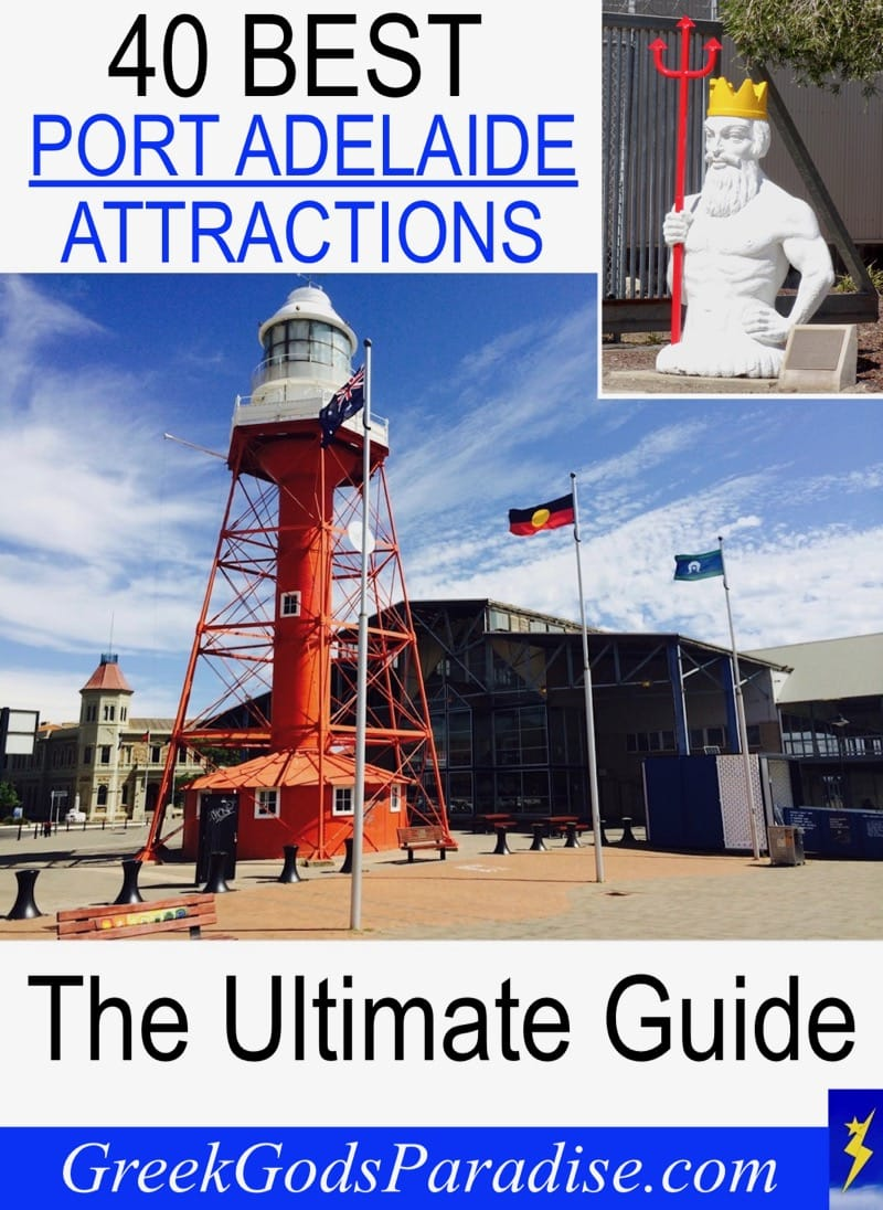 The Best Port Adelaide Attractions Ultimate Guide