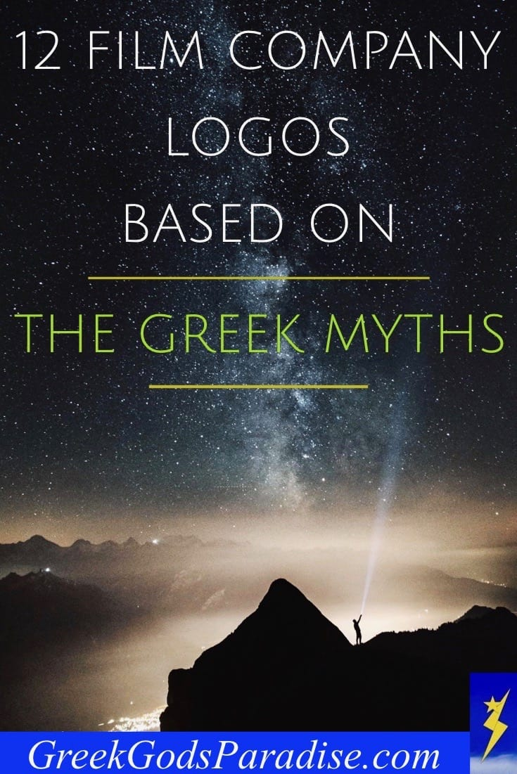 Company Logos Greek Myths