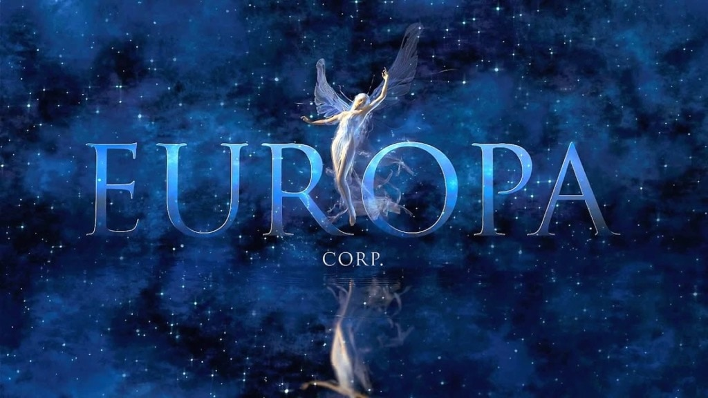 EuropaCorp Motion Picture Company Logo