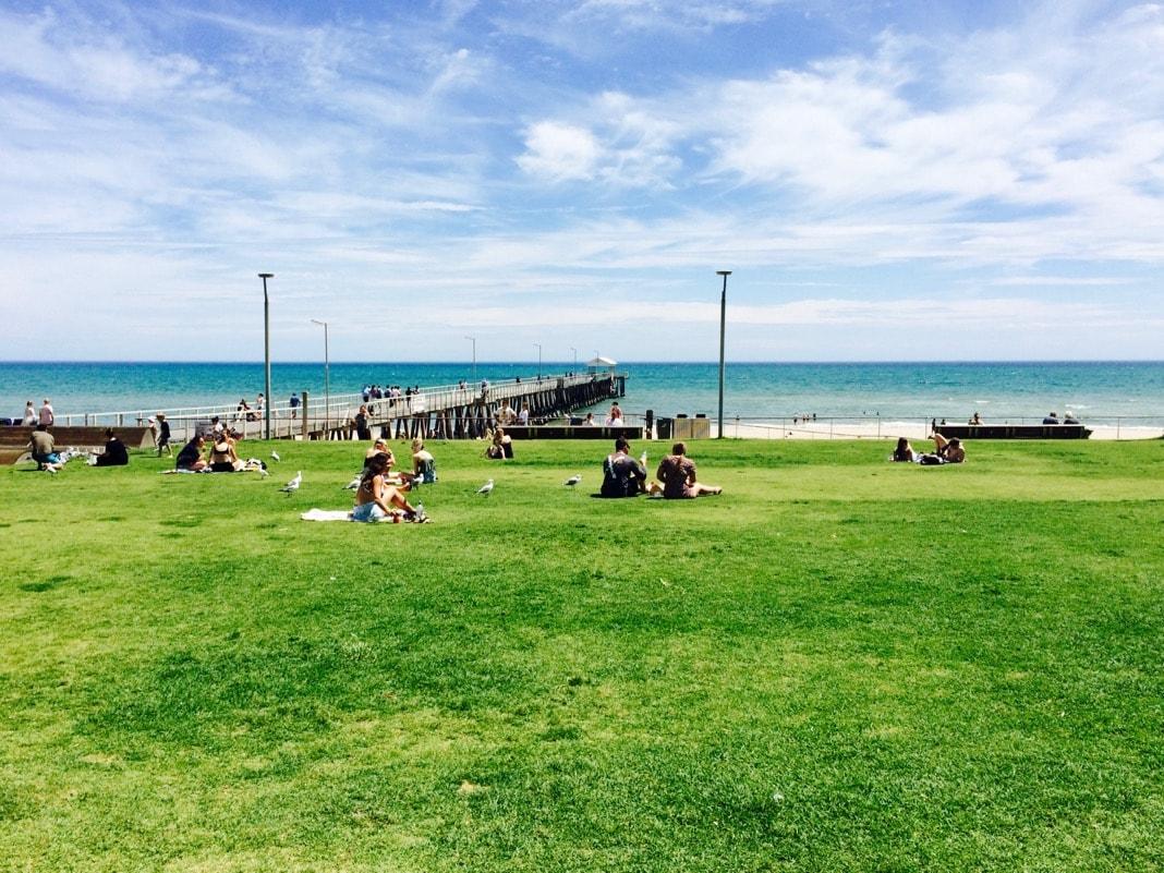 Henley Beach in South Australia