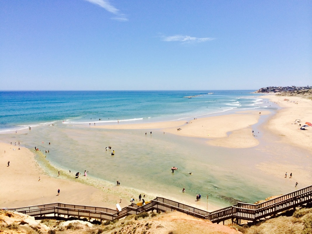 One of the best beaches in South Australia