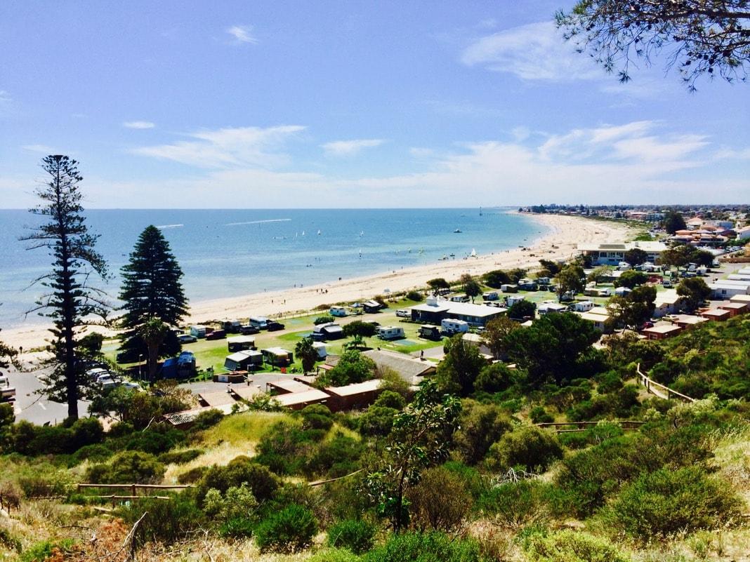 Seacliff Beach Adelaide