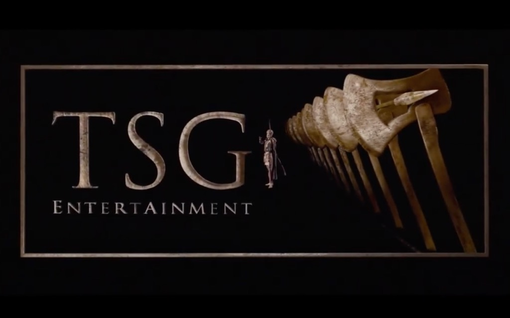 TSG Entertainment Film Company Logo