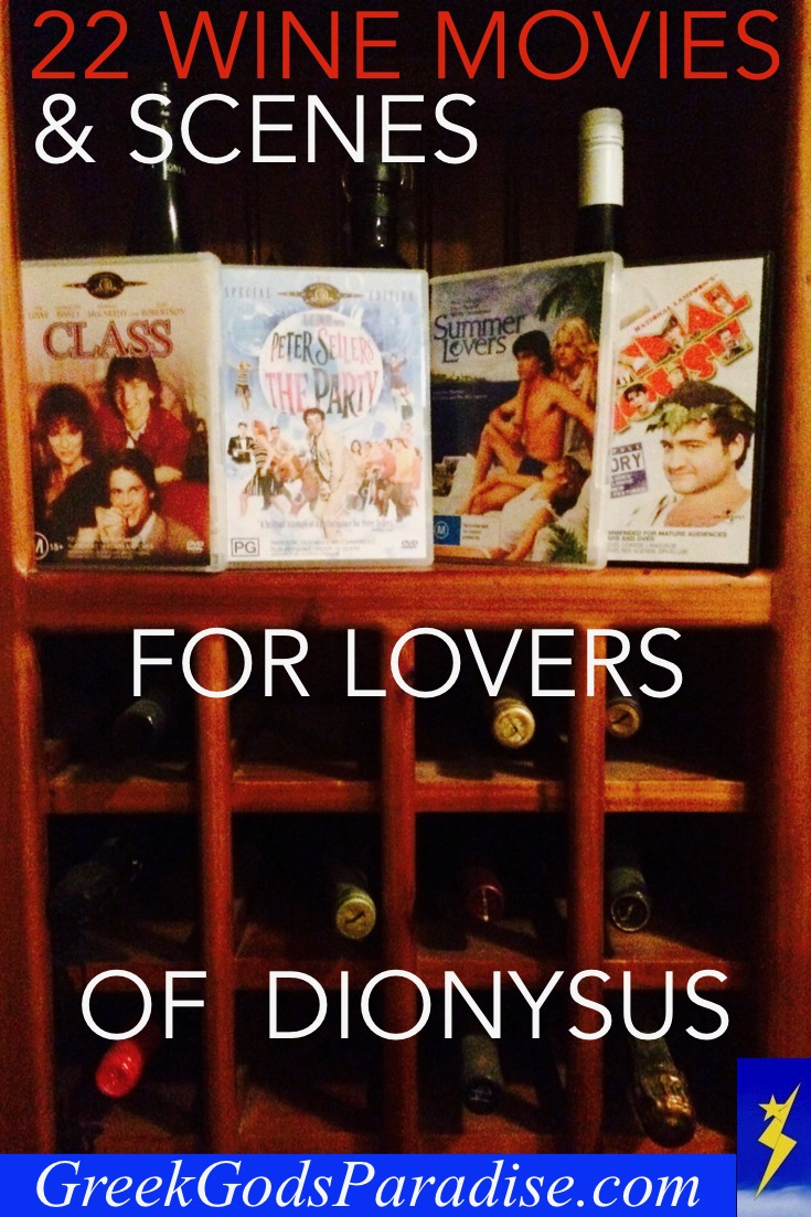 22 Wine Movies and Scenes for Lovers of Dionysus