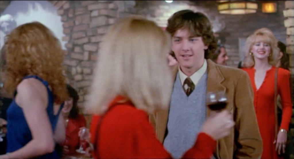 Class 1983 Wine Bar Scene