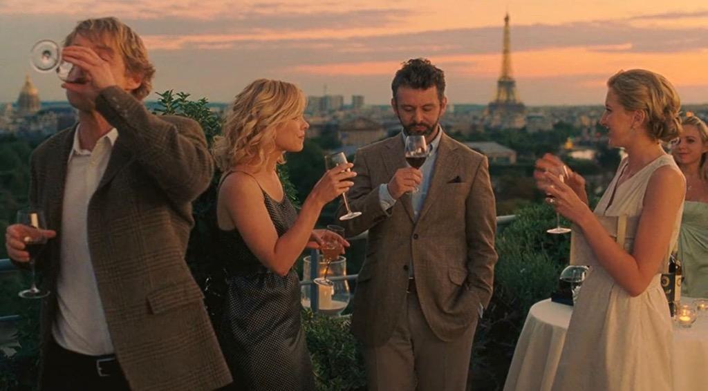 Midnight in Paris 2011 Movie Scene Romance Fantasy